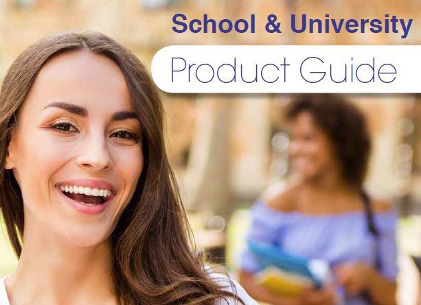 School and University Product Guide