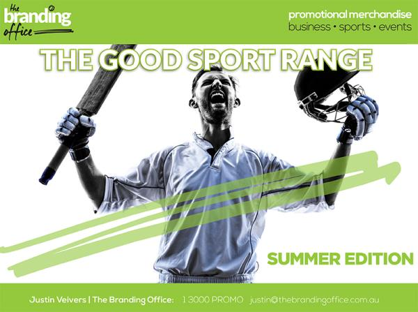 The Good Sports Range - Summer Edition