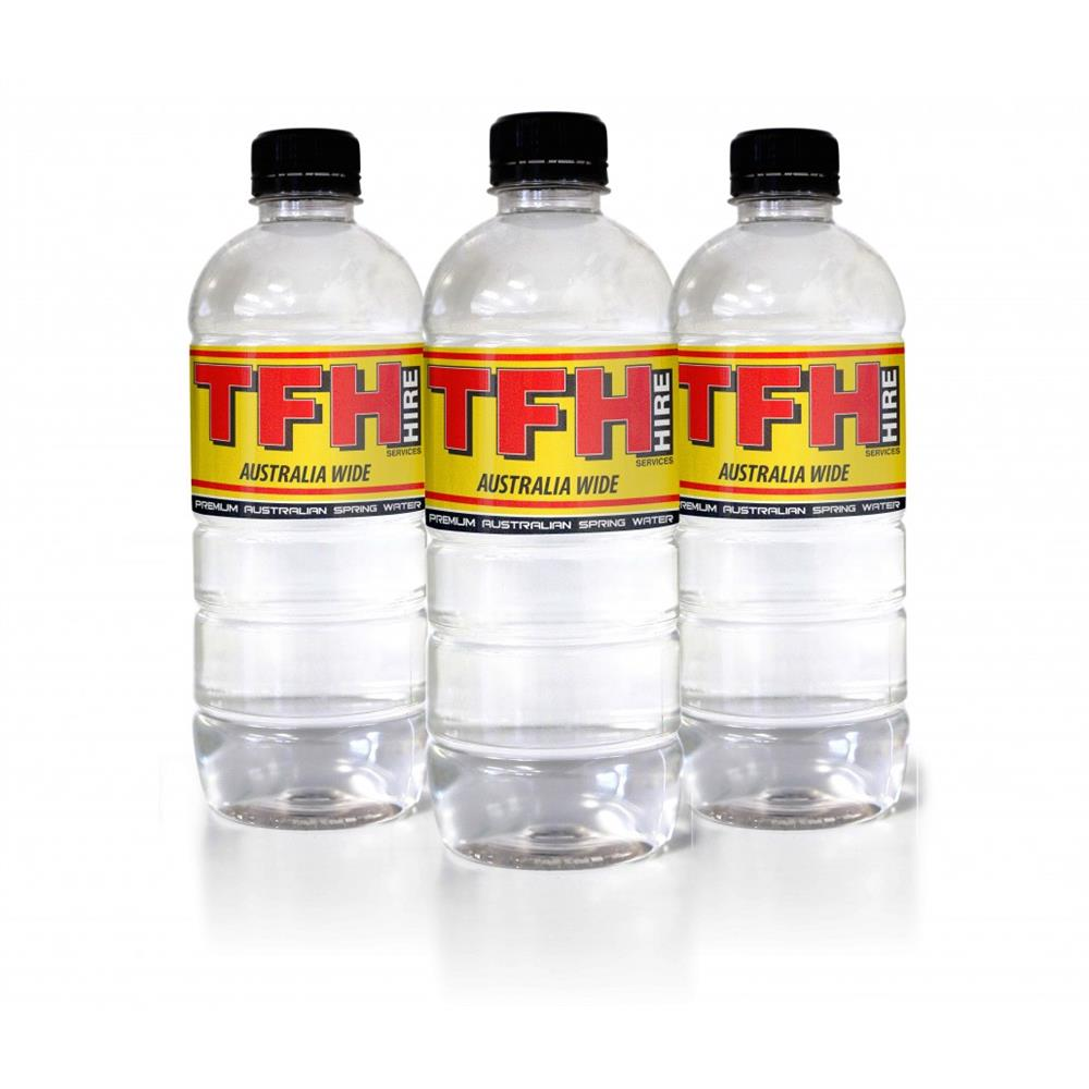 600ml Bottled Water