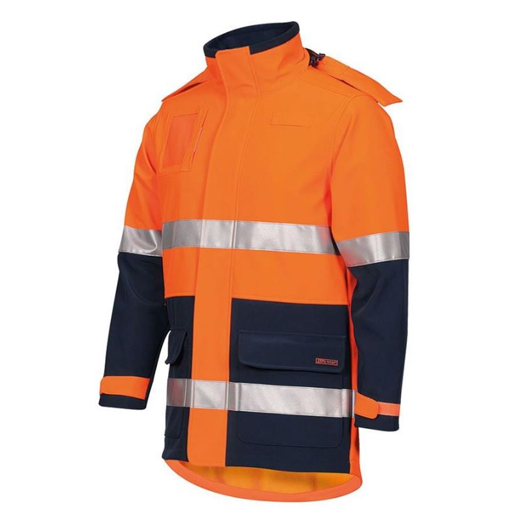 Hi Vis Day and Night Industry Jacket