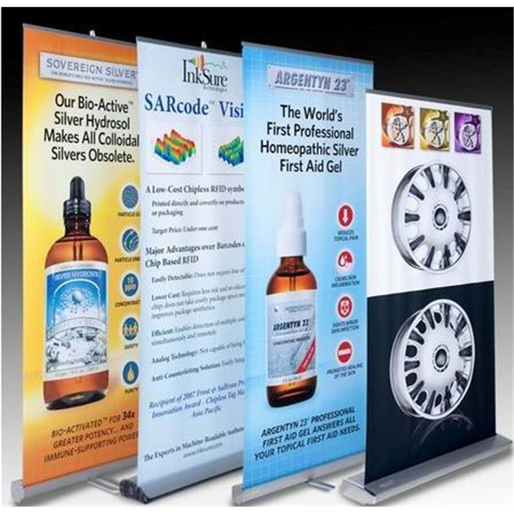 Wide Retractable Banner